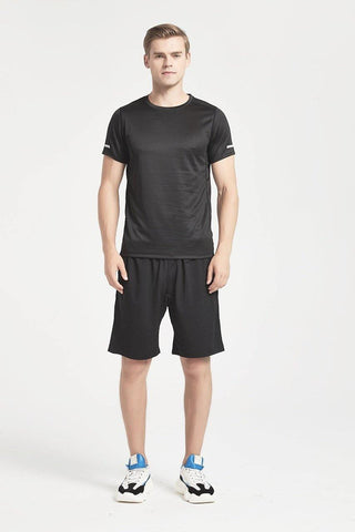 Silver Bay Men's Short Sleeved Peformance T-Shirt - OctiveSports