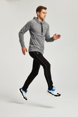 Long Sleeved Pullover Hoodie - octivesports