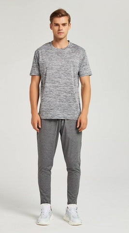 Silver Bay Men's Slim Tapered Training Pant