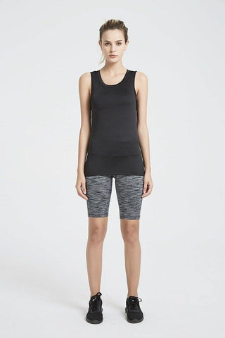 Octive Women's Contrast Waist Yoga Short