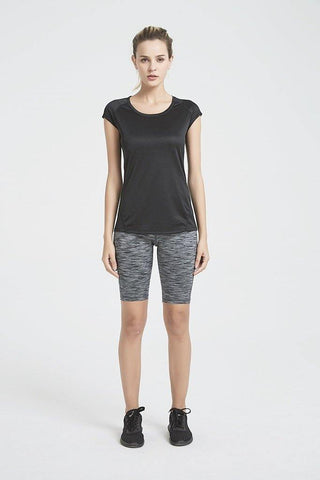 Octive Women's Short Sleeved Dry-Fit T-Shirt - OctiveSports