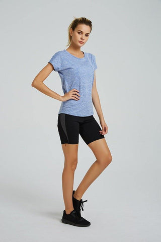 Drop Shoulder Active T-Shirt - octivesports