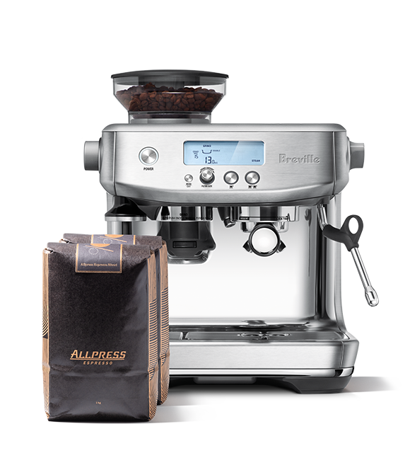 Barista Pro by Breville + 12 Month Coffee Subscription