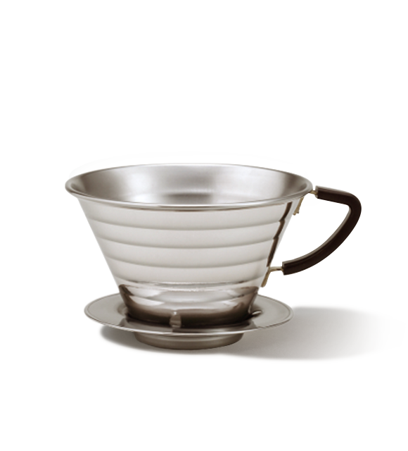 Kalita Stainless Steel Wave Filter Cone