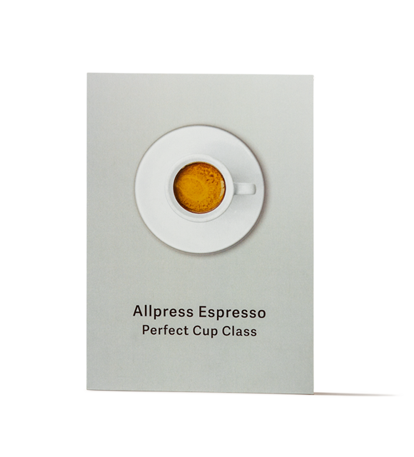 Perfect Cup Class Voucher