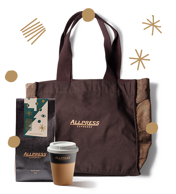 Allpress Christmas Big Fan Pack