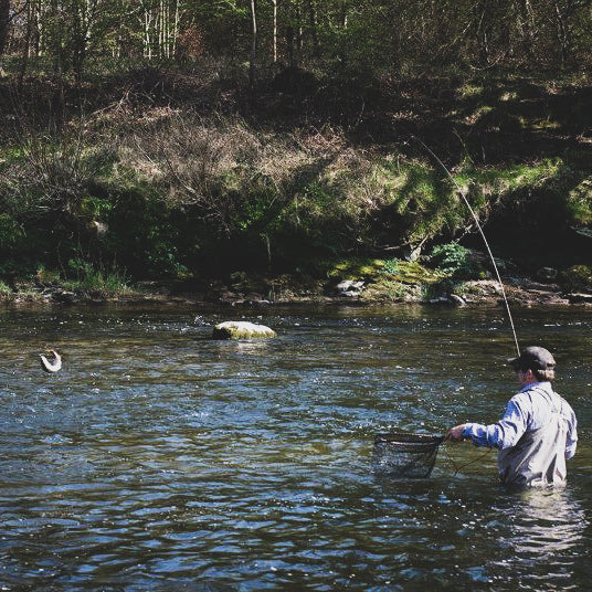 My Introduction to fly fishing