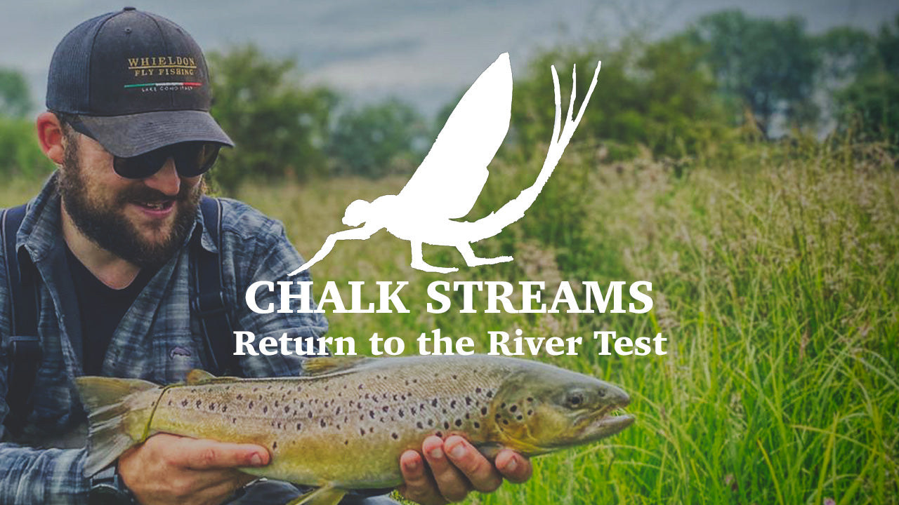 A Return To The River Test Houghton Lodge