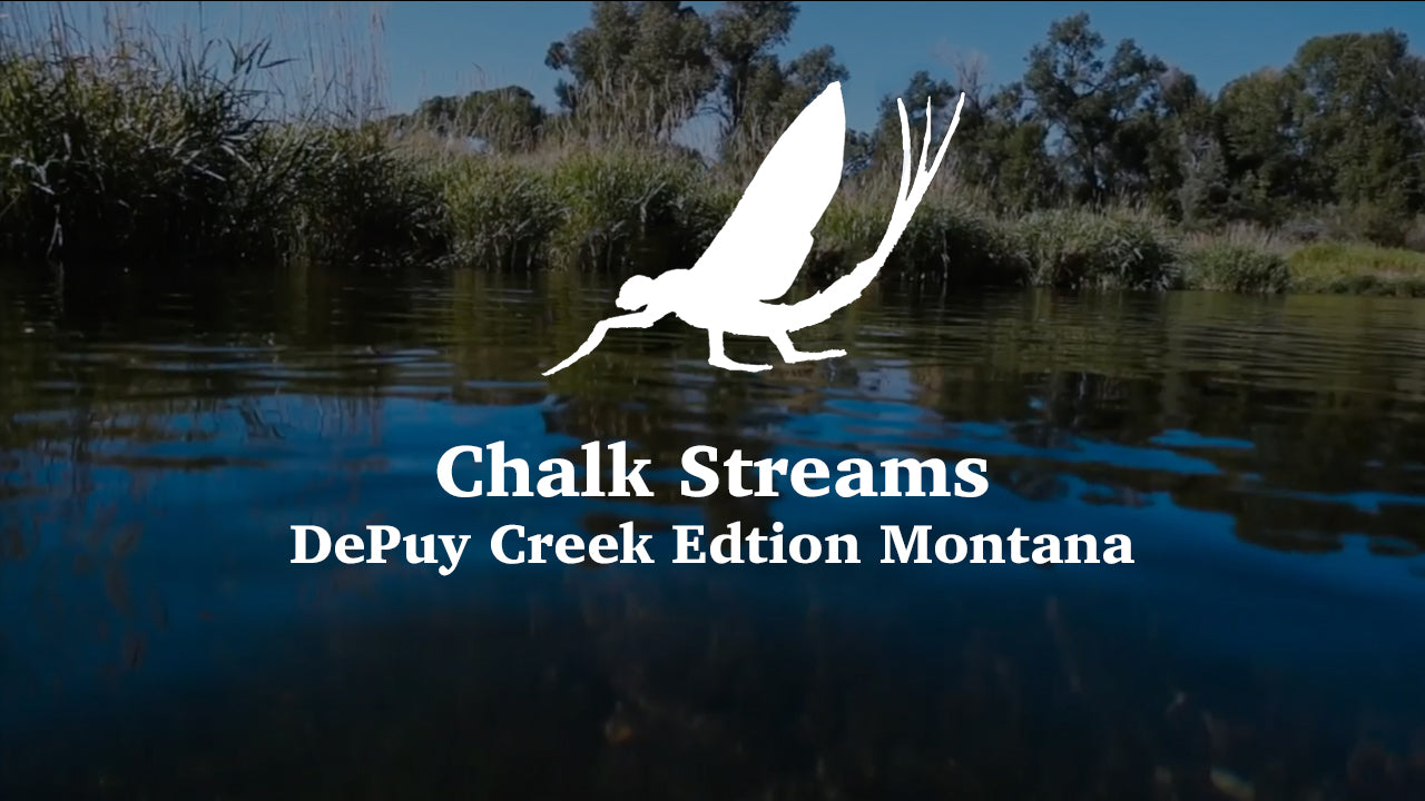 Fishing in Montana | Depuy Spring Creek