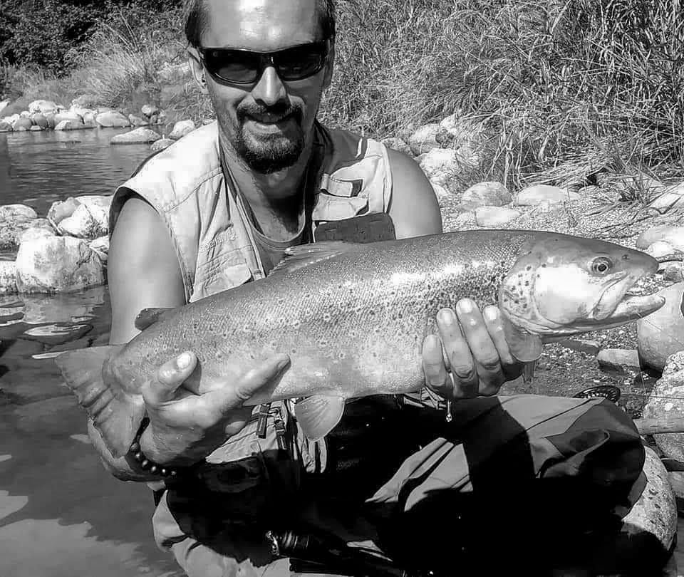 Andrea Volpini Whieldon Fly Fishing Pro Guide
