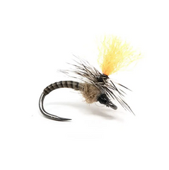 parachute emmerger whieldon fly fishing hand tied flies uk