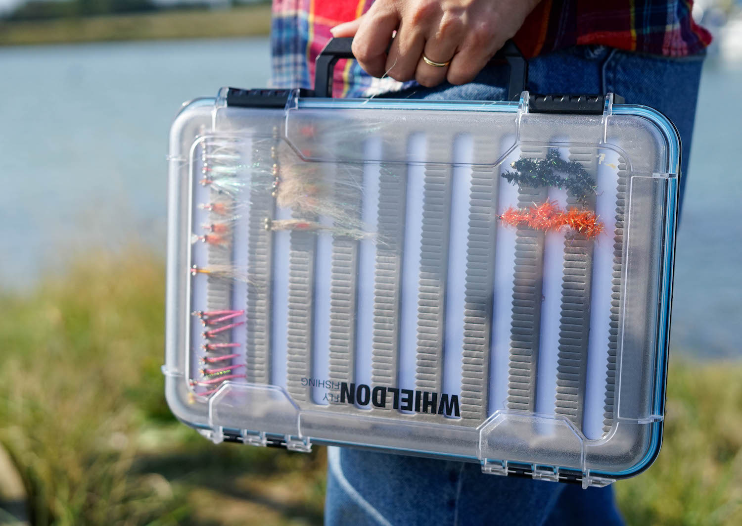 SUITCASE FLY BOX - Whieldon Fly Fishing
