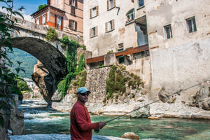 Lake Como - Guided Fly Fishing Holiday - Whieldon Fly Fishing
