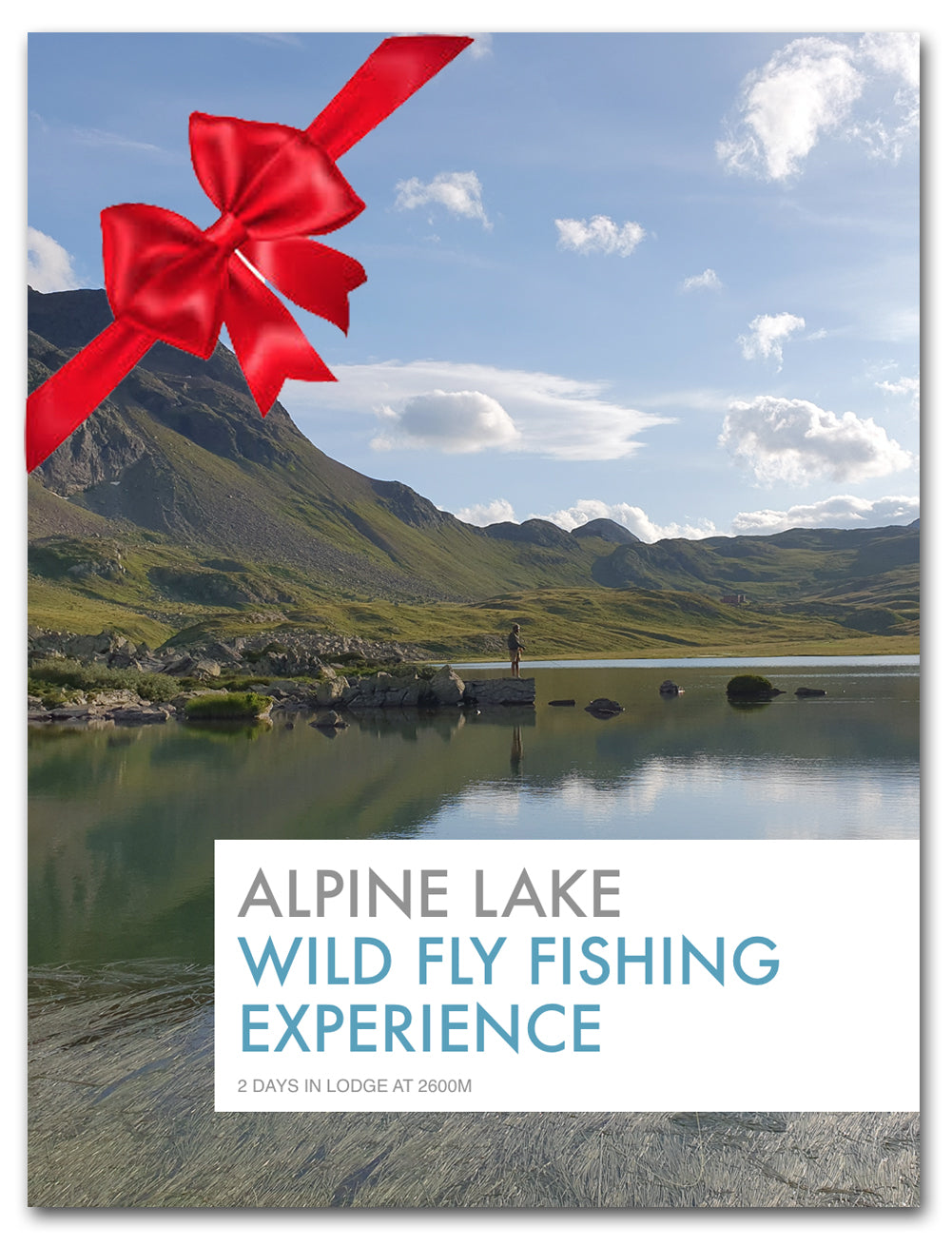 Alpine Lake 2 day Experience - Whieldon Fly Fishing
