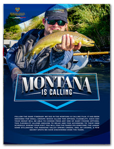 Fly Fishing in Montana - Whieldon Fly Fishing