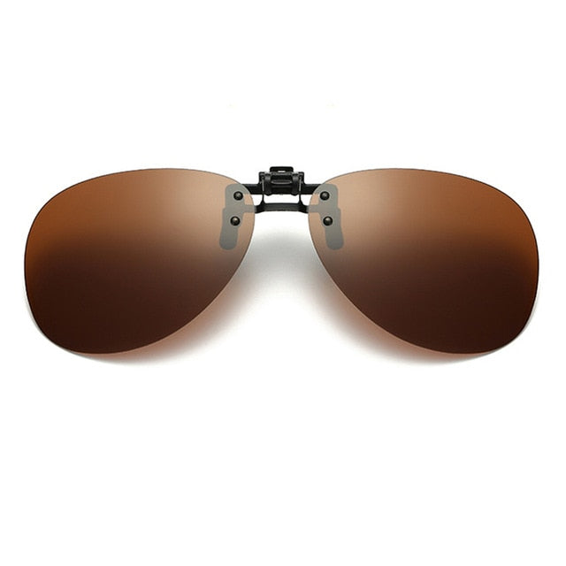 AVIATOR CLIP-ON SUNGLASSES - Whieldon Fly Fishing