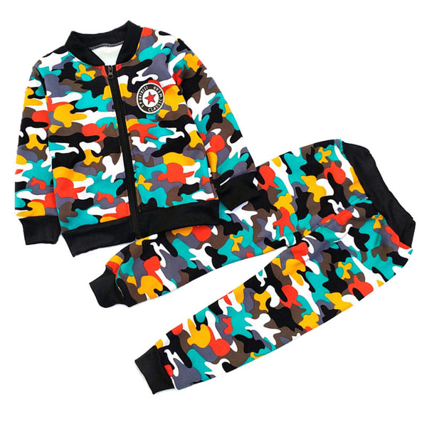 Camouflage Kidd Sports Set - The Childrens Firm