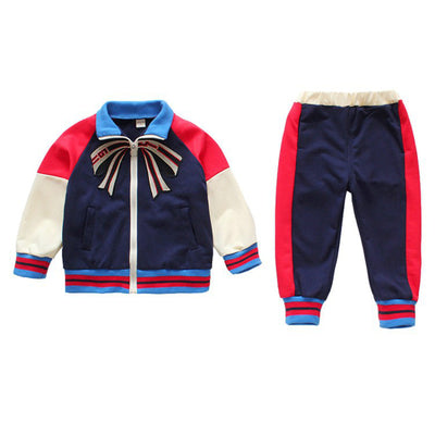 Designer Jogger Set - The Childrens Firm