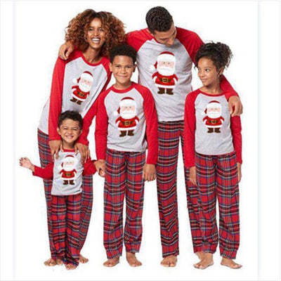 Santa Matching Family Pjs - The Childrens Firm
