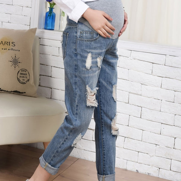 Good Denim Maternity Pants - The Childrens Firm