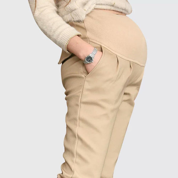 Maternity Casual Loose Fitted Trousers - The Childrens Firm