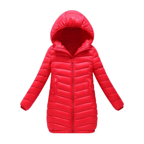 Thick Bubble Winter Coat - The Childrens Firm