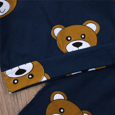 Baby Bear Sweat Set - The Childrens Firm