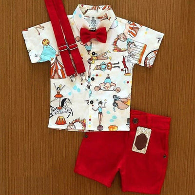 Baby Boy Printed Fashion Fit - The Childrens Firm