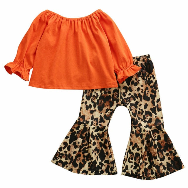 Leopard Bell Set - The Childrens Firm