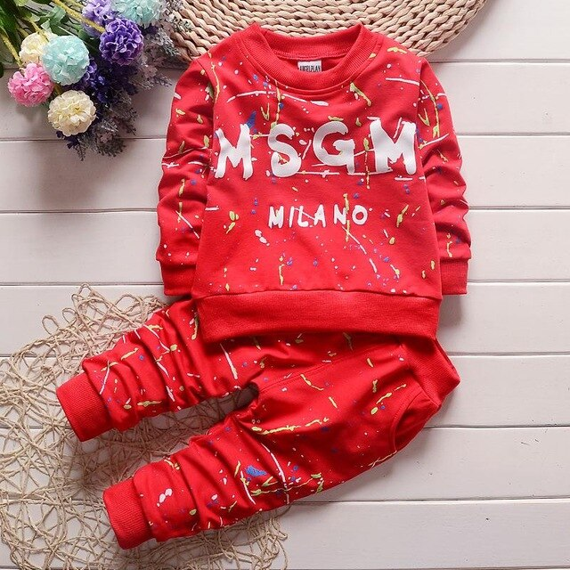 MSGM MILANO Set - The Childrens Firm