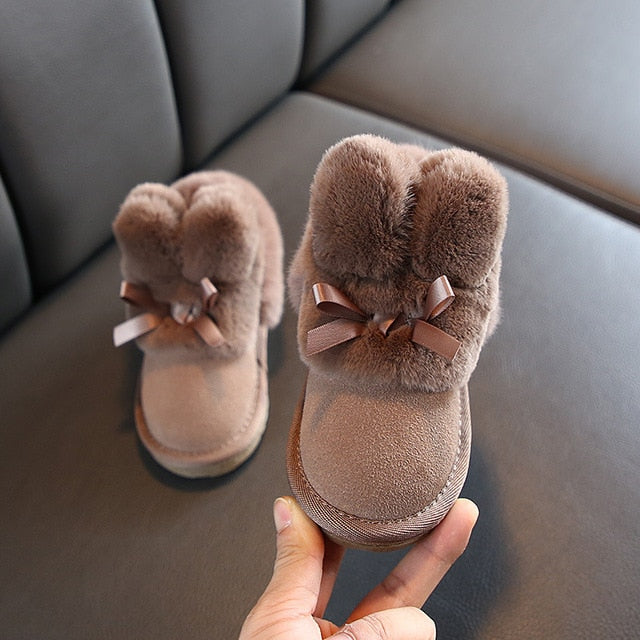 Rabbit Ears Bow Boots