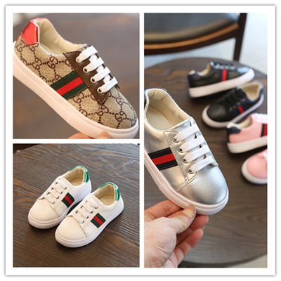 Childrens Fancy Sneakers - The Childrens Firm