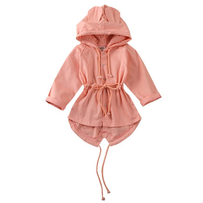 Lauren Jacket - The Childrens Firm