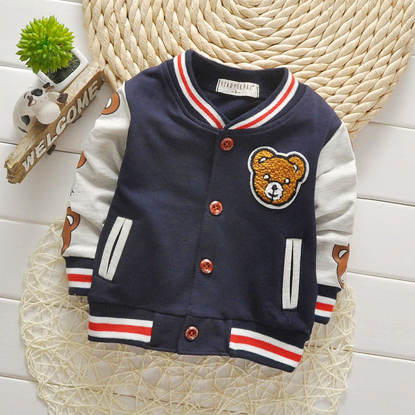 Mossy Bear Sports Jacket - The Childrens Firm