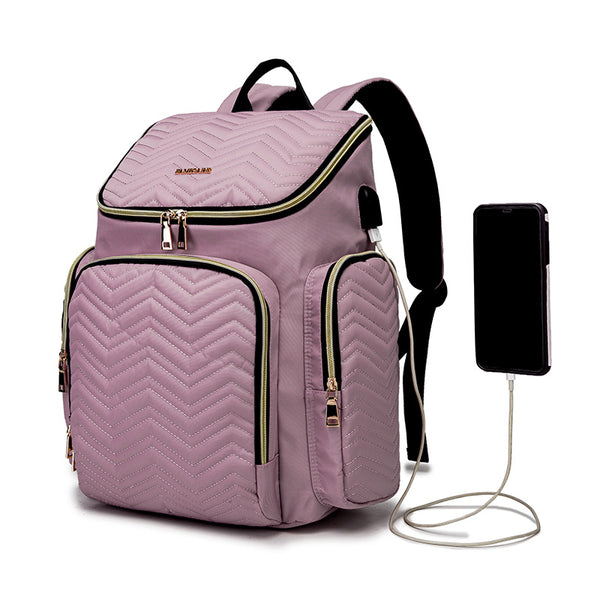 Trendy Fashion Maternity Backpack - The Childrens Firm
