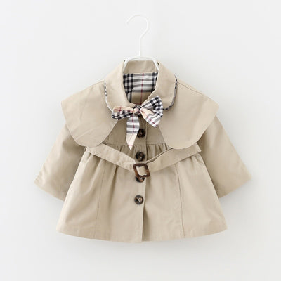 Plaid Classy Baby Jacket - The Childrens Firm