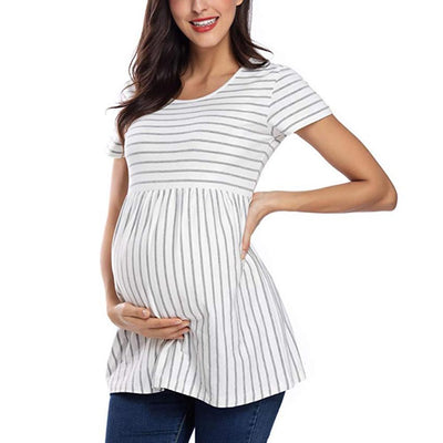 Laura Maternity Top - The Childrens Firm
