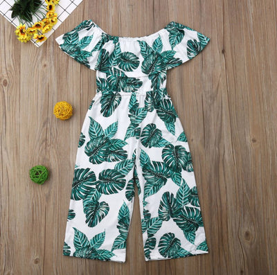 Justice Romper - The Childrens Firm