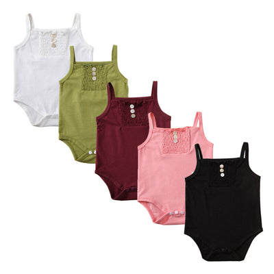 Basic Cami Onesie - The Childrens Firm