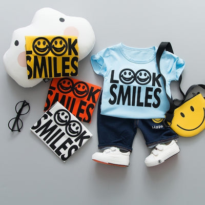 Look & Smile Outfit Set - The Childrens Firm