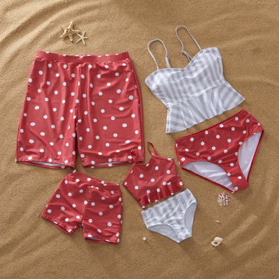 Spots & Stripes Swimsuits - The Childrens Firm