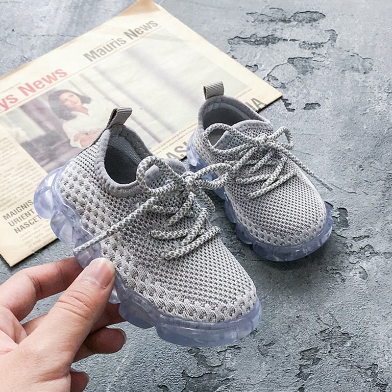 Gelly Sole Runners - The Childrens Firm