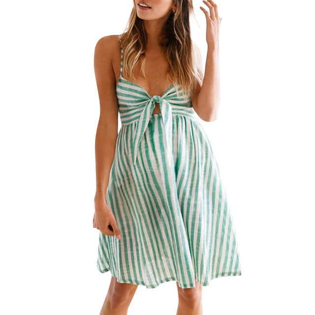 Beach Please Maternity Dress - The Childrens Firm