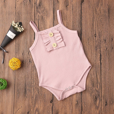 Basic Bodysuit - The Childrens Firm