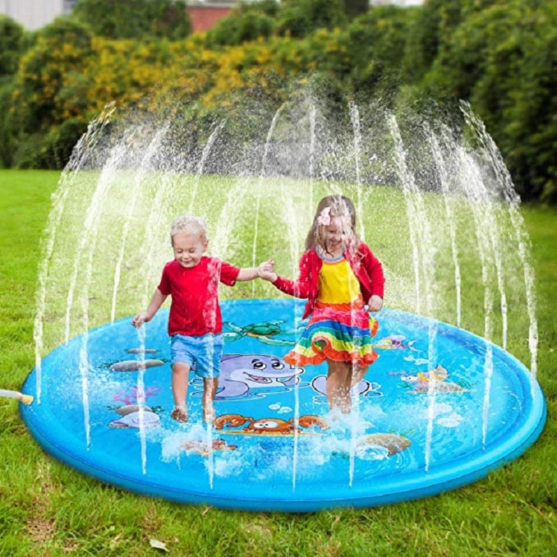 Splash Inflatable Water Mat - The Childrens Firm