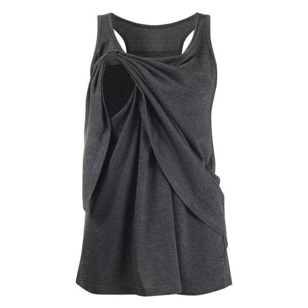 Nursing Racerback Top - The Childrens Firm