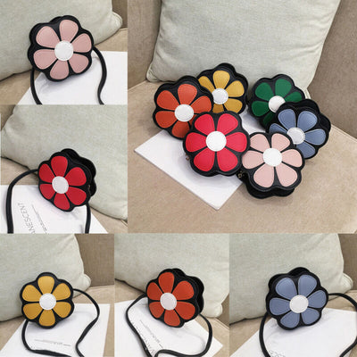 Flower Power Purse - The Childrens Firm