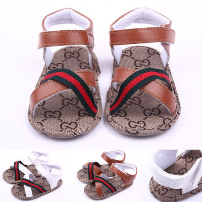 Kriss Kross Sandals - The Childrens Firm