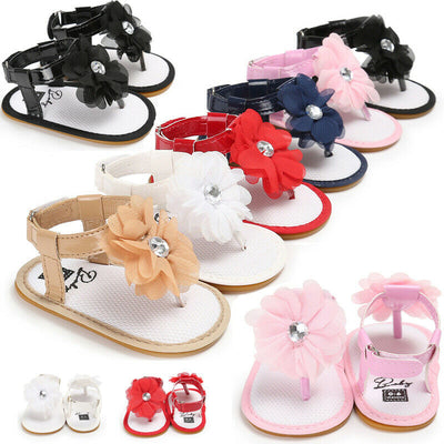 Petal Princess Sandals - The Childrens Firm