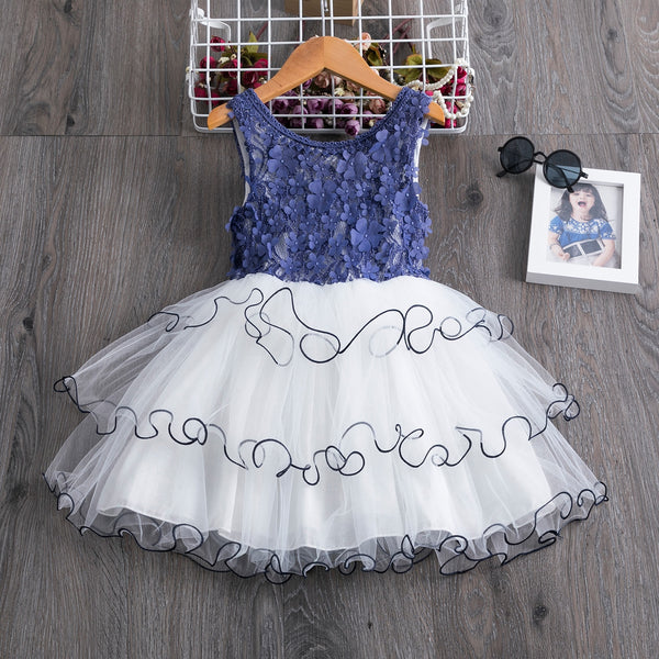 Miley Princess Dress - The Childrens Firm